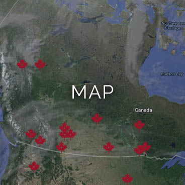 Leave a Leaf on our Map